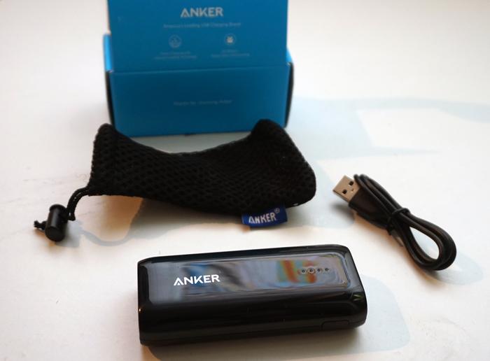 Anker Astro E1 - 5200mAh Ultra Compact Portable Charger