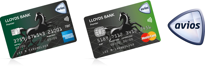 Reward credit cards lloyds premier avios rewards american express and mastercard reheart Images