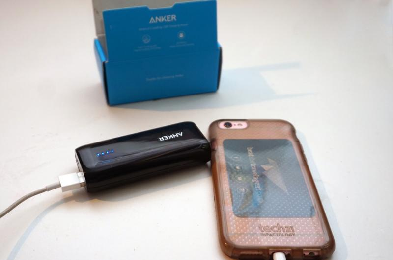 Anker Astro E1 - 5200mAh Ultra Compact Portable Charger