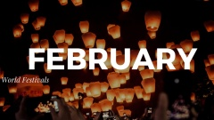 Top Festivals Around the World in February