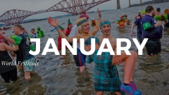 Top Festivals Around the World in January
